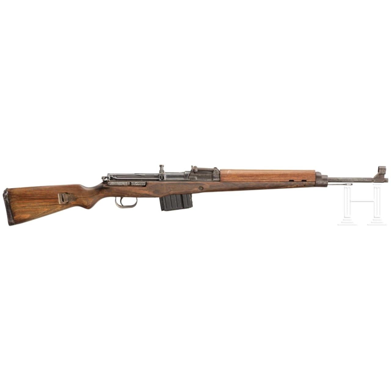"""Selbstladegewehr K 43, Code """"duv - 44"""""""