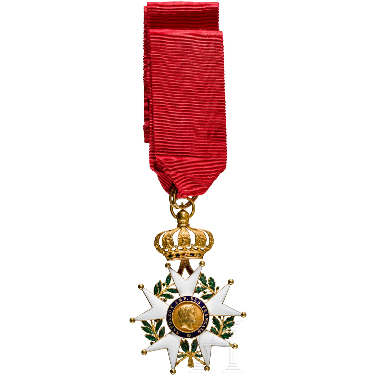 Order of the Legion of Honour - Commander's Cross of the Second Empire