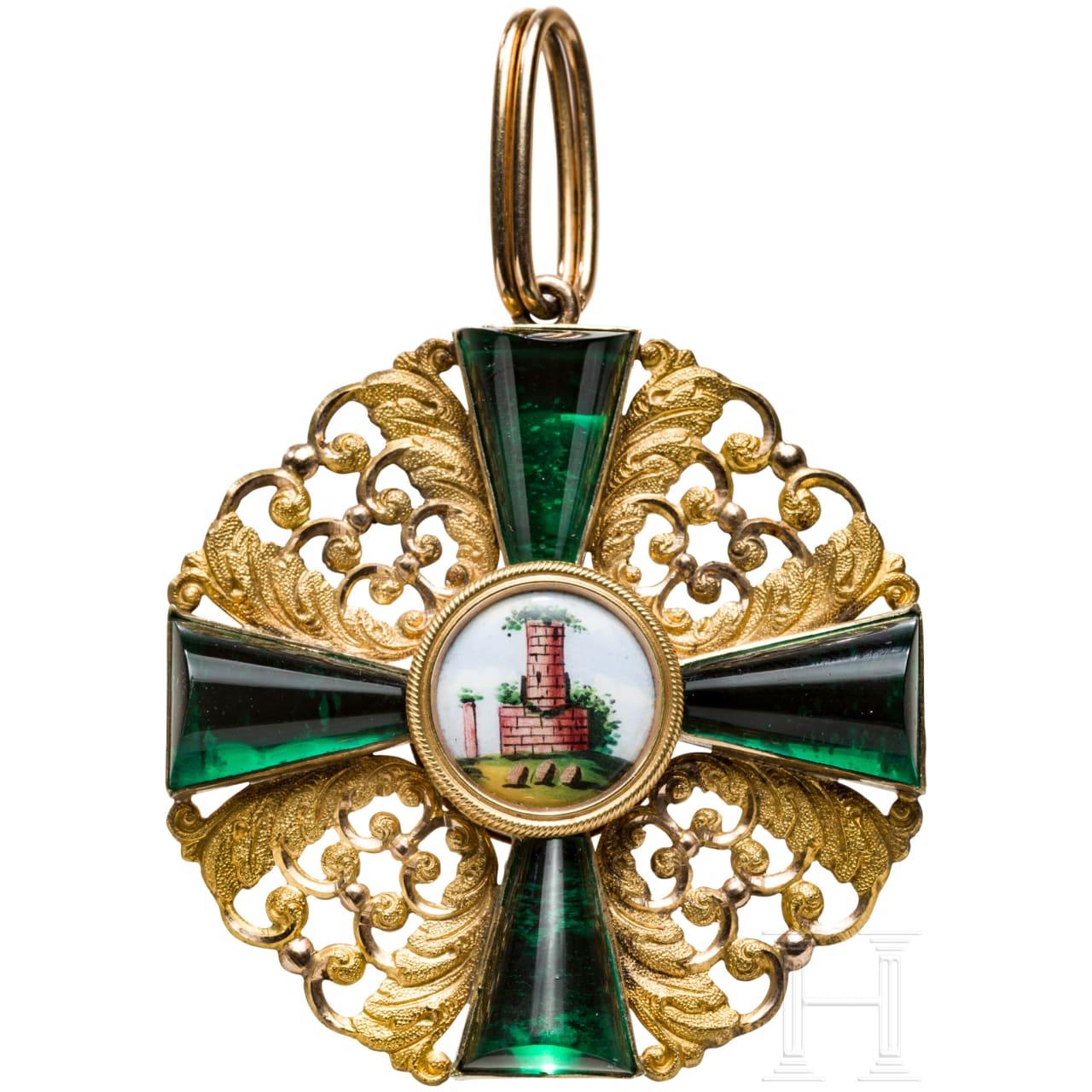 Order of the Zähringer Lion - Commander´s cross