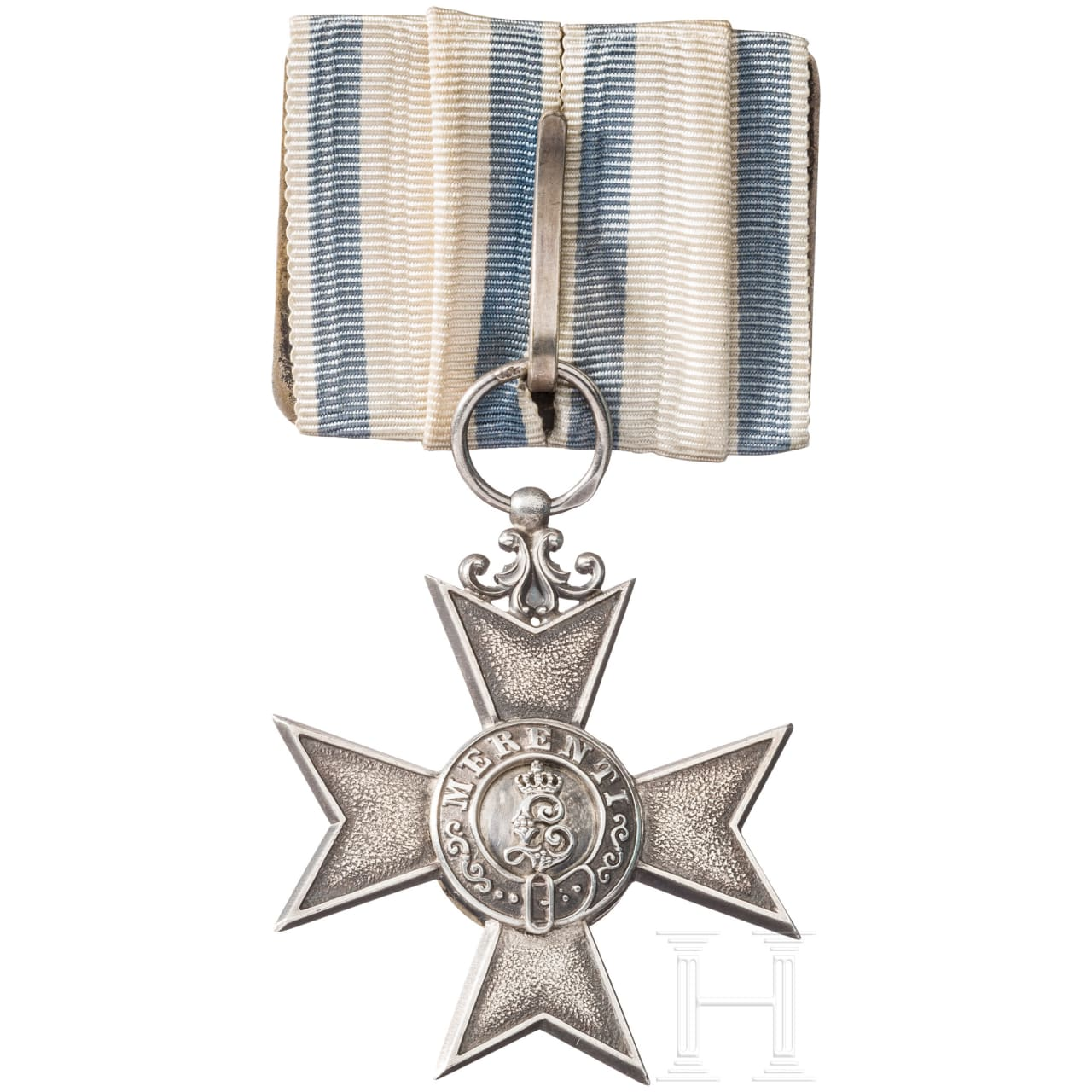 Military Merit Cross 2nd class in silver