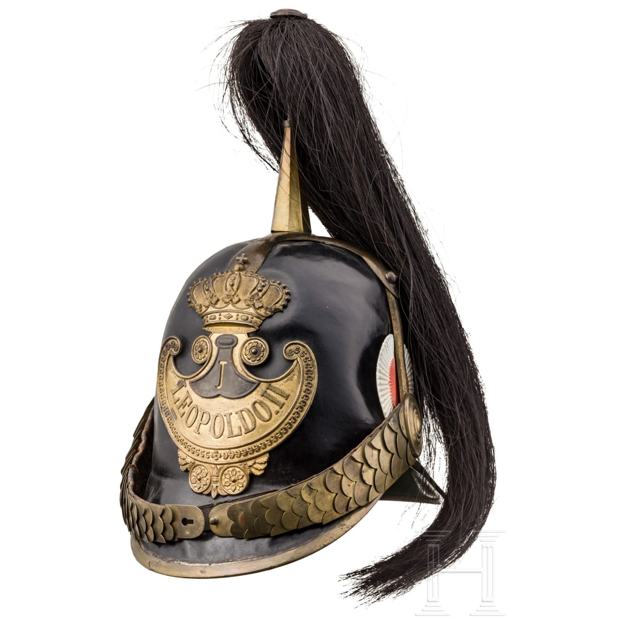 "Helmet of the ""Guardia Civica"" of Leopold II, Grand Duke of Tuscany, ca. 1848"
