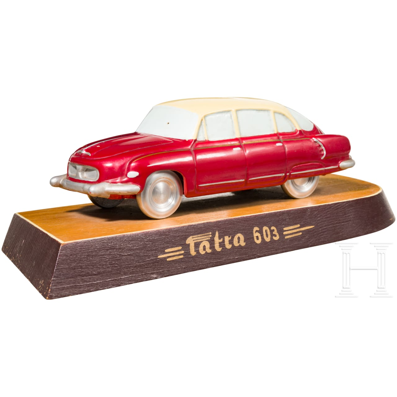 Desk model of a Tatra 603-2, 1960s