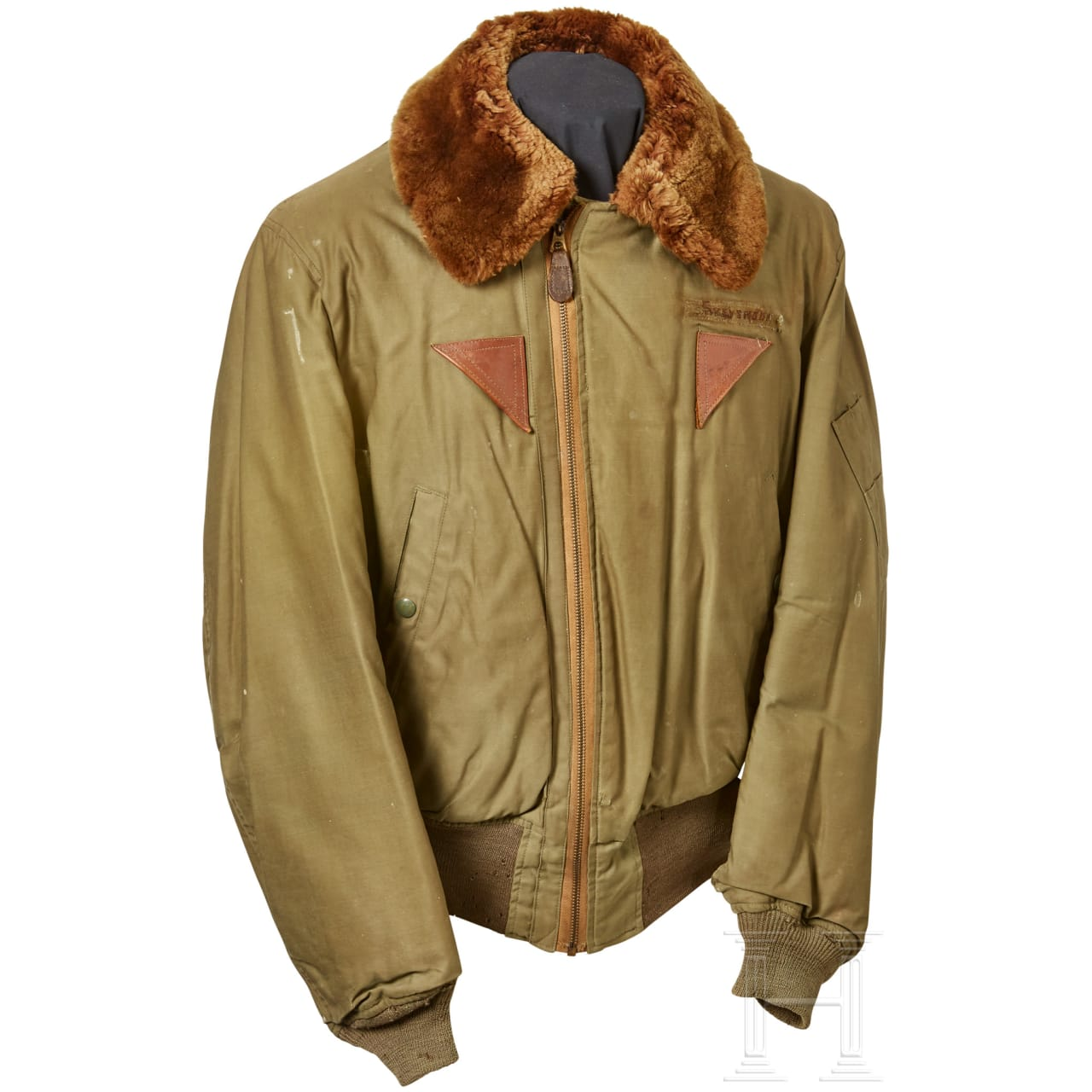 An AAF Flight Jacket for Aviation Personnel