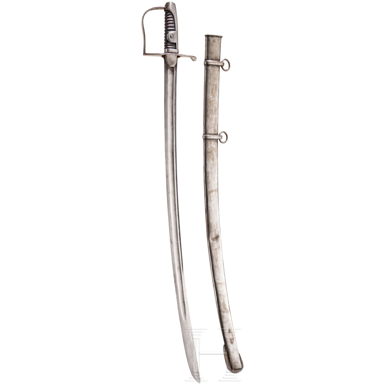 Sabre for mounted troops, 1st half of the 19th century