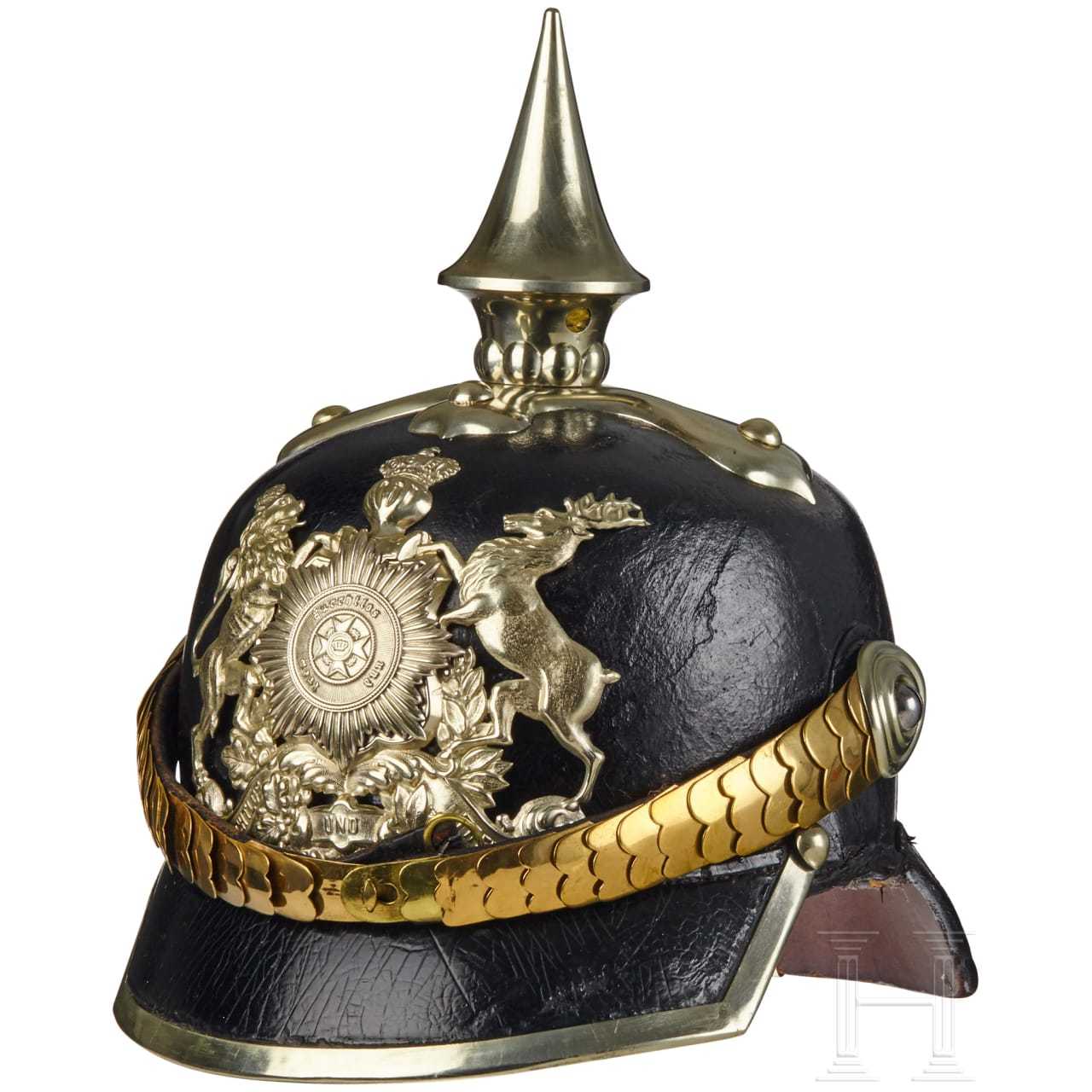 A Model 67 Württemberg Other Ranks 26th Dragoon Helmet