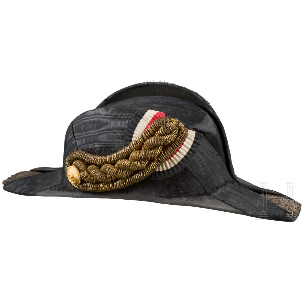 Bicorne for officers of the Imperial Navy
