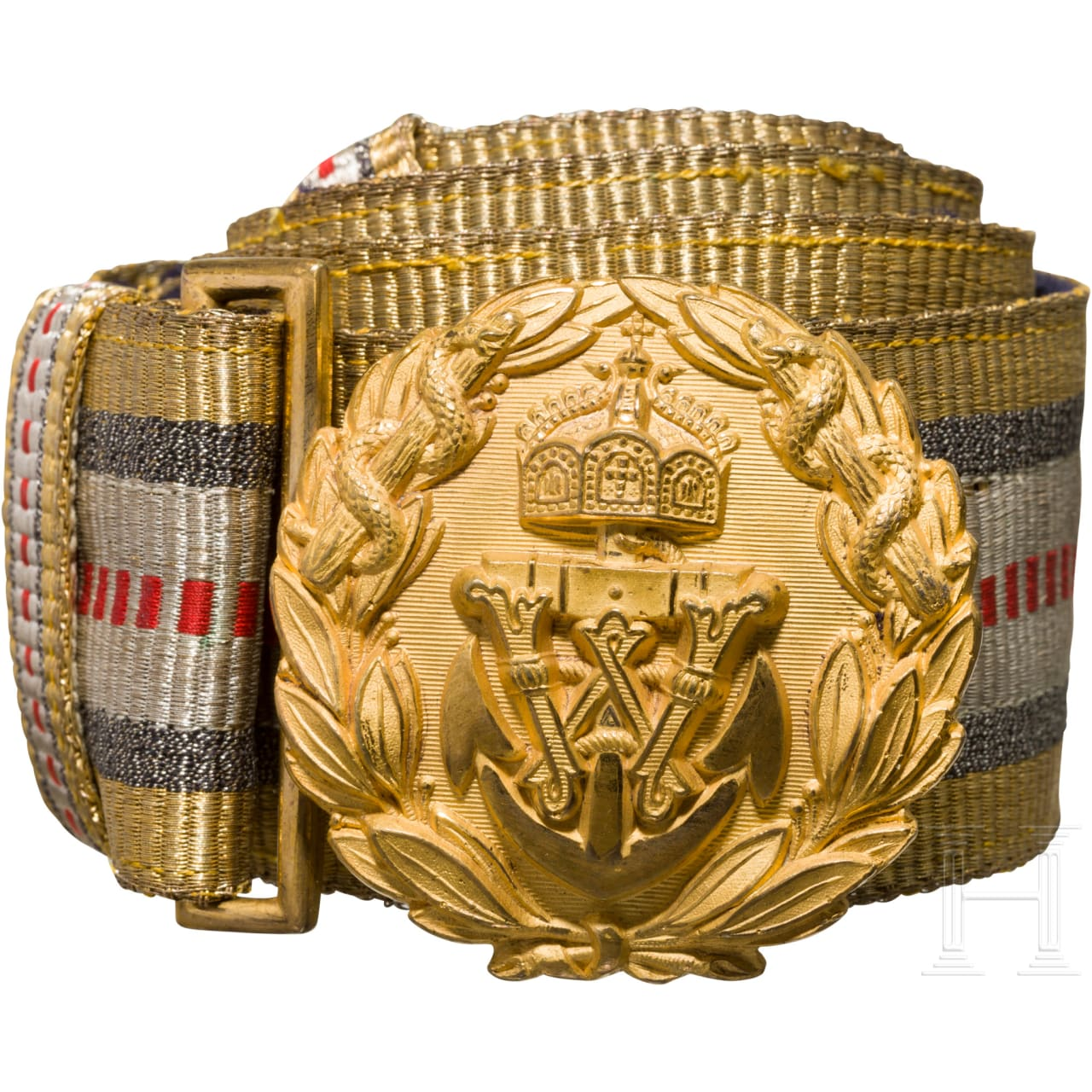 Belt for doctors in general rank of the Imperial Navy