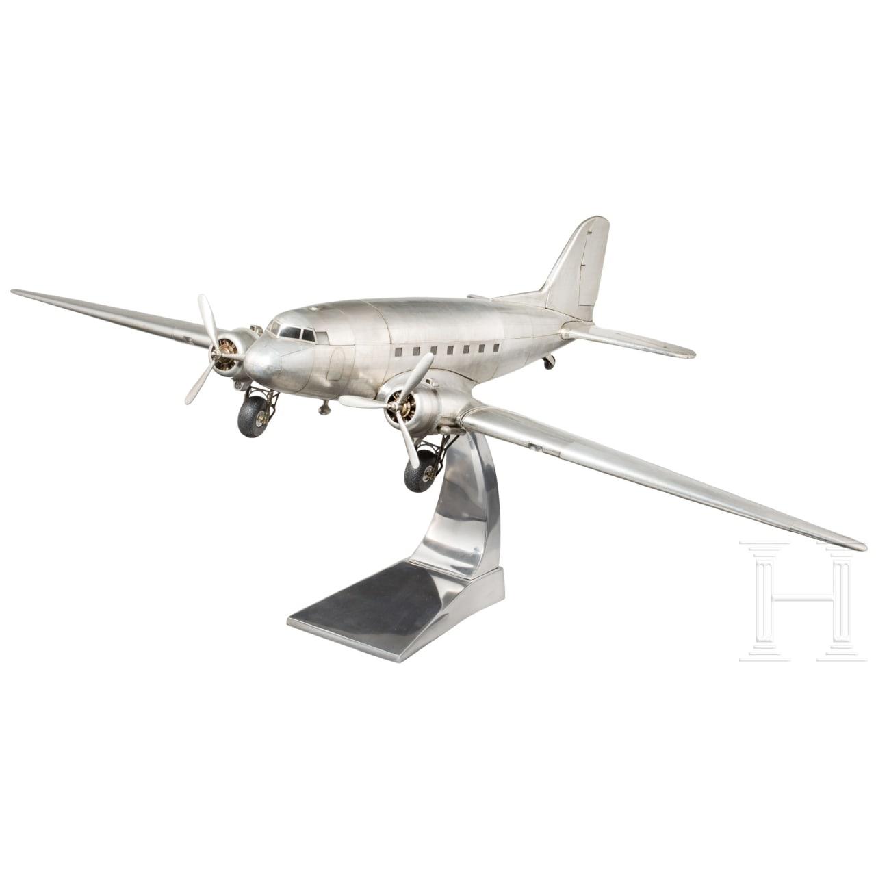 Modell Douglas DC3 (Dakota), 2. Hälfte 20. Jhdt.