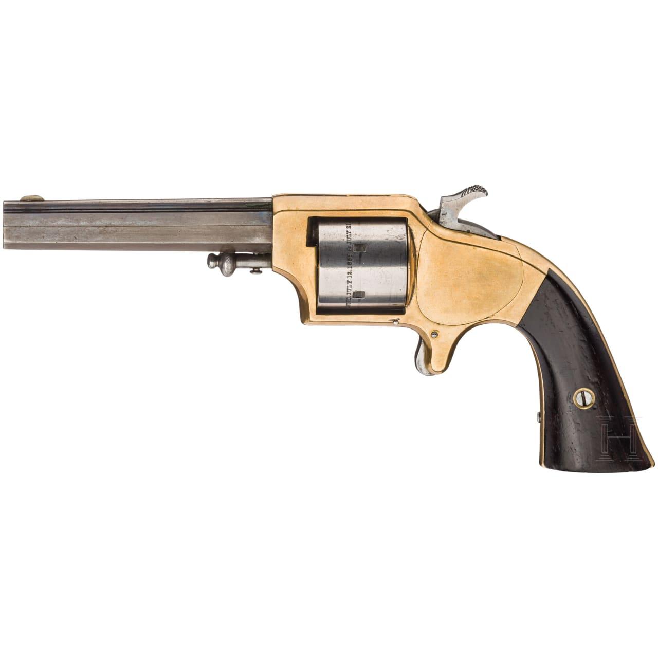 Revolver Eagle Arms Co. New York