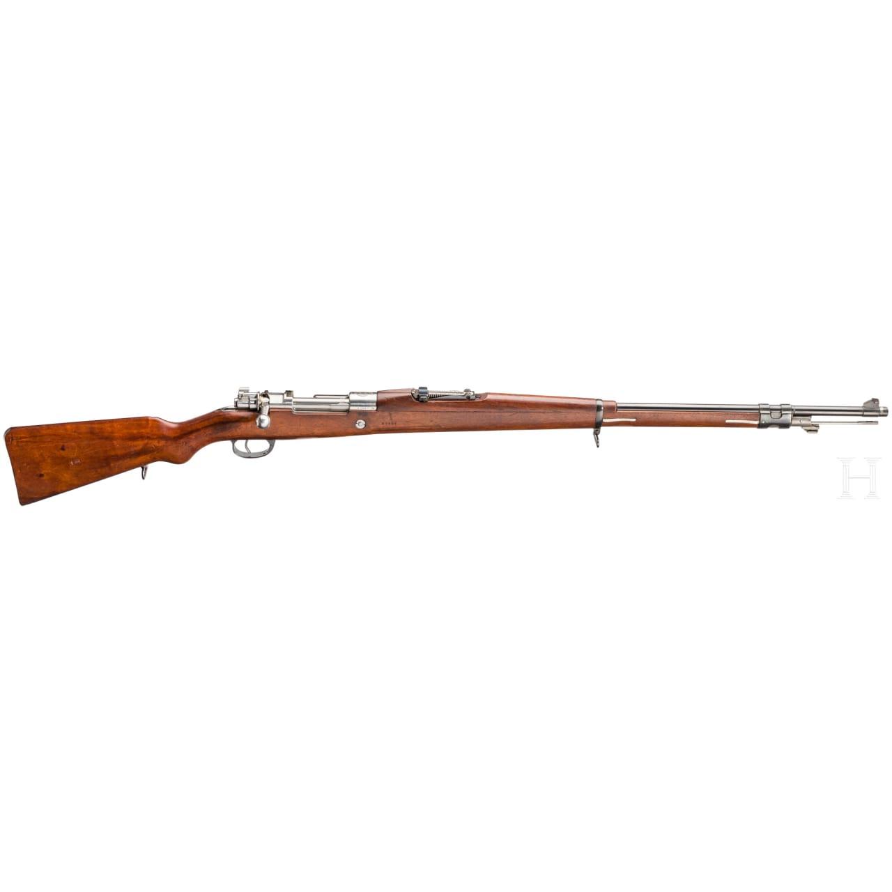 Gewehr Mod. 1909, DWM