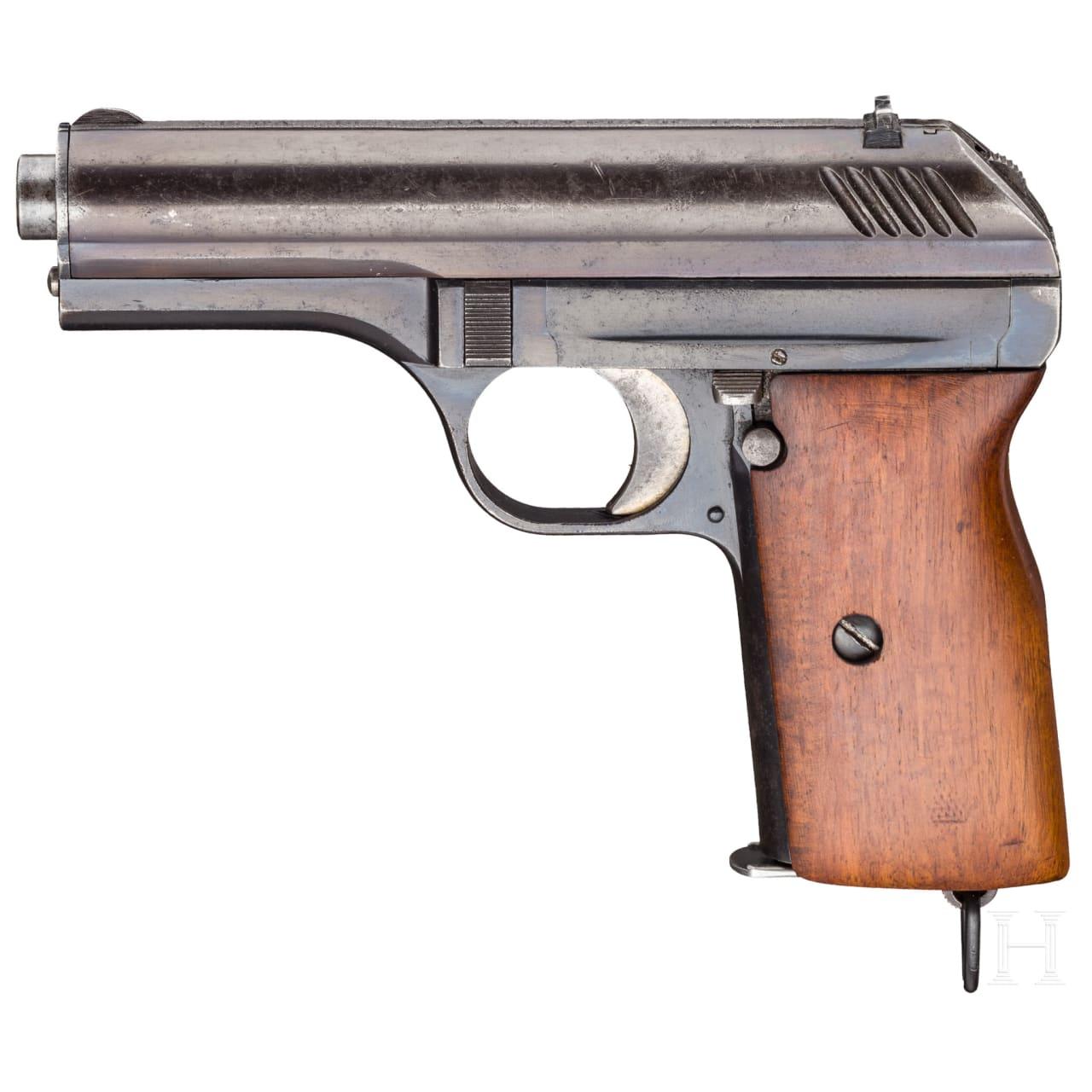 CZ Mod. 24, vorbereitet für Anschlagschaft