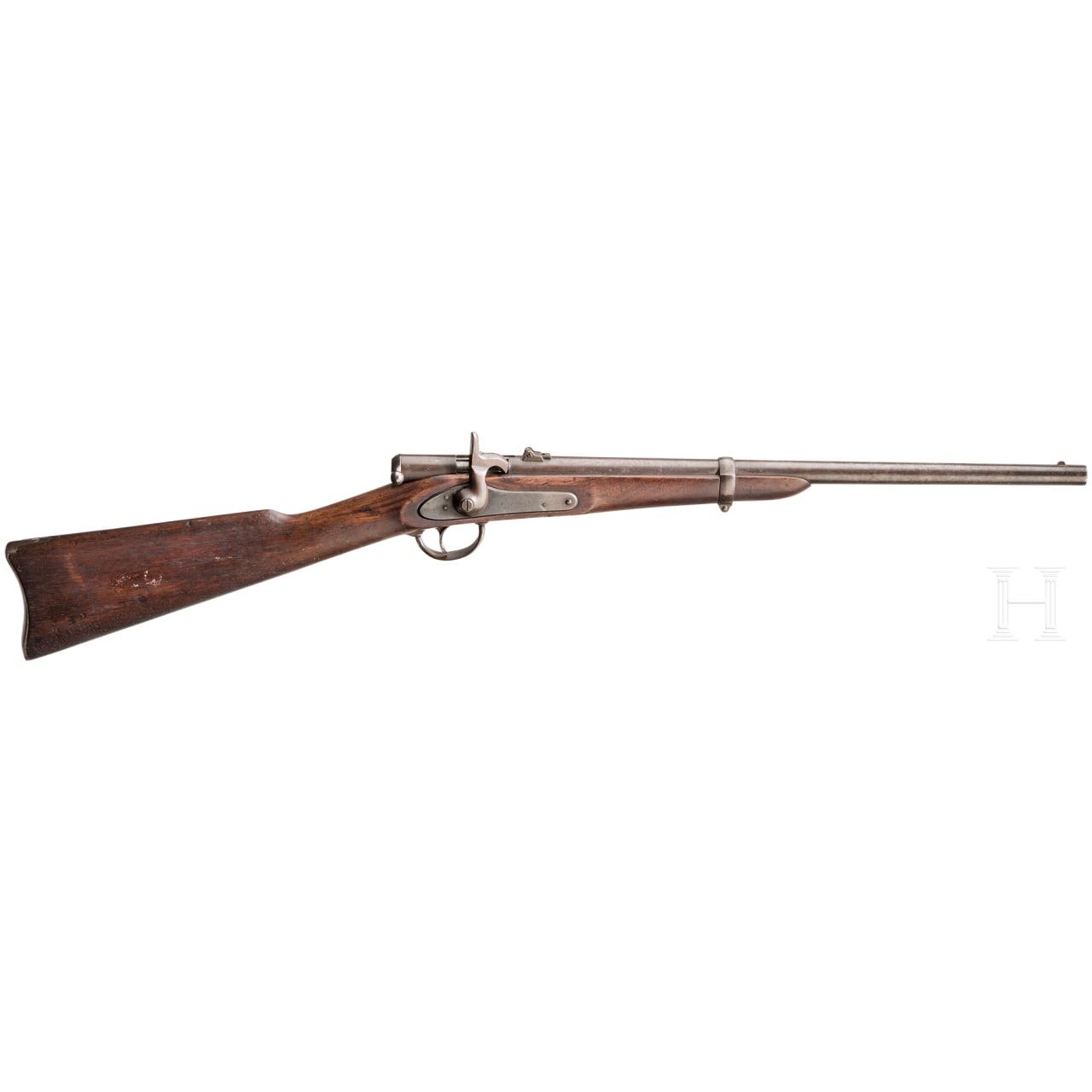 Einzelladerbüchse, Palmer Bolt Action Saddle Carbine
