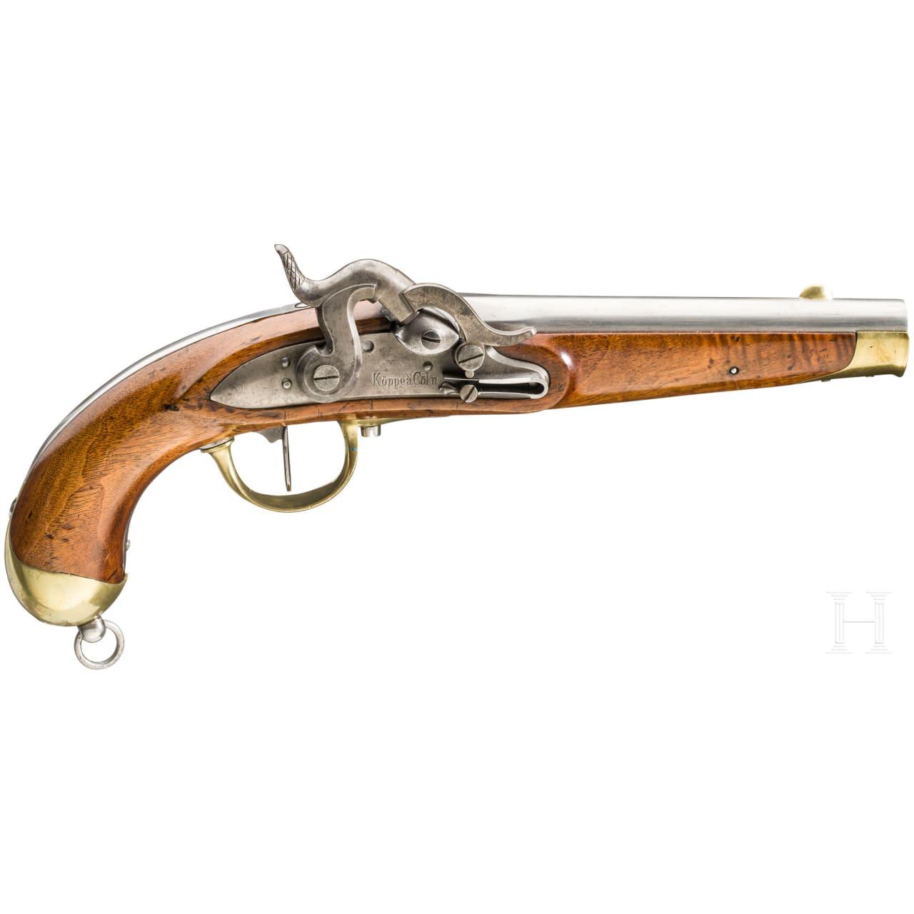 Kavalleriepistole M 1827/46 UM