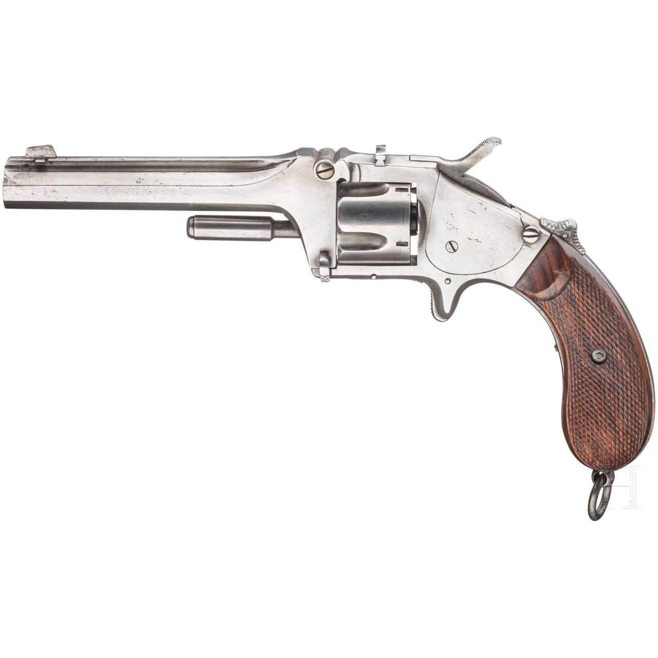 Revolver, Sachsen Ordonnanz 1873, Belgien