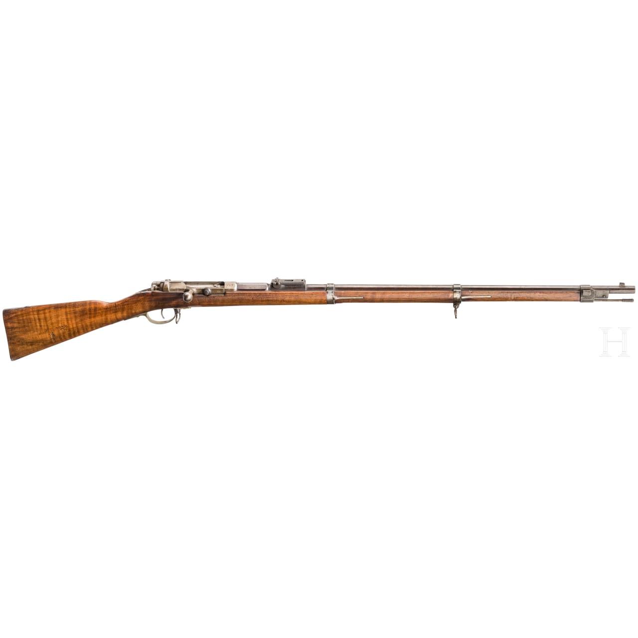 Gewehr 71, Mauser 1878