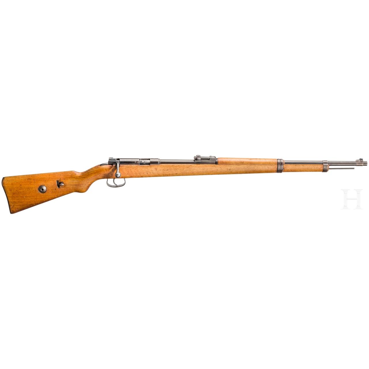 Mauser DSM 34, deutsches Sportmodell zur Wehrertüchtigung von SA und HJ