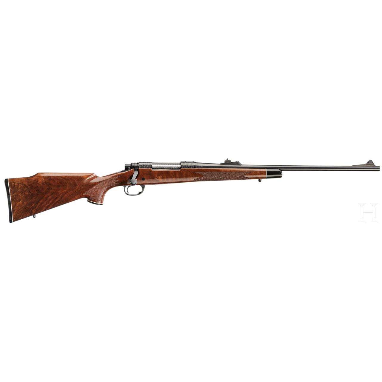 Remington Mod. 700, Nr. 1 vom Collector-Set von drei nummerngleichen Waffen zum 180. Jubiläum über jeweils 180 Stück