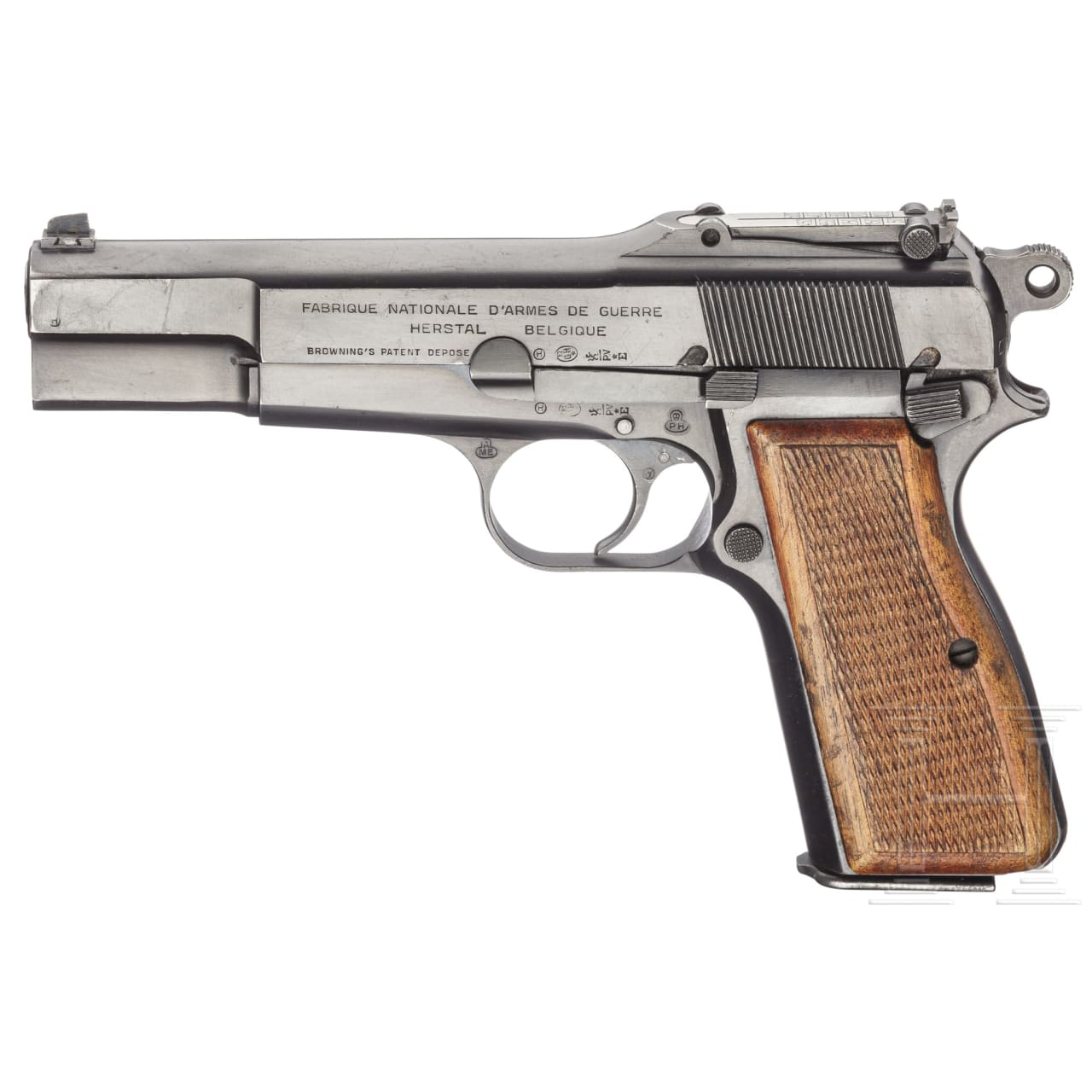 FN GP (Grand Puissance) Mod. 35