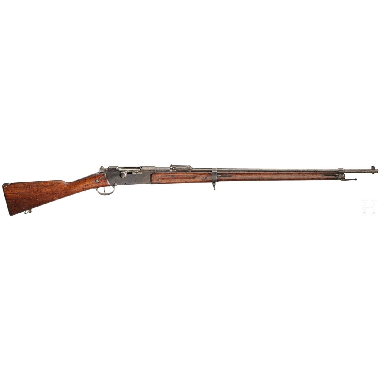 Fusil Lebel M 1886 - M 93