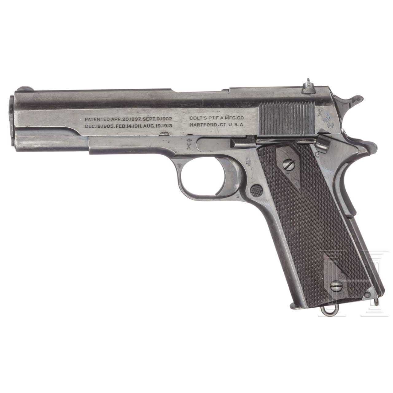 Colt Government Mod. 1911, British Contract