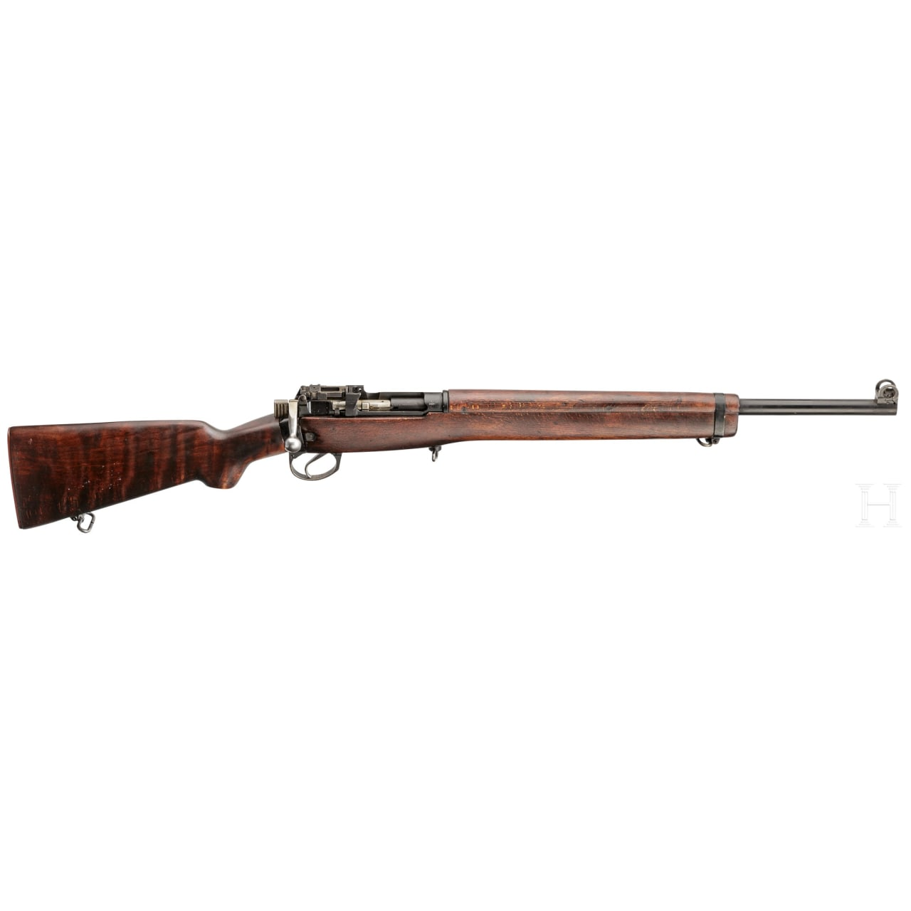 An Enfield No. 8 Mark I, rifle for training, .22 l.r.