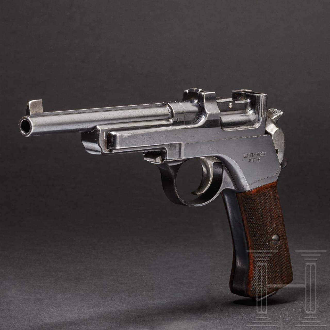 Mannlicher Mod. 1901, preußische Testwaffe