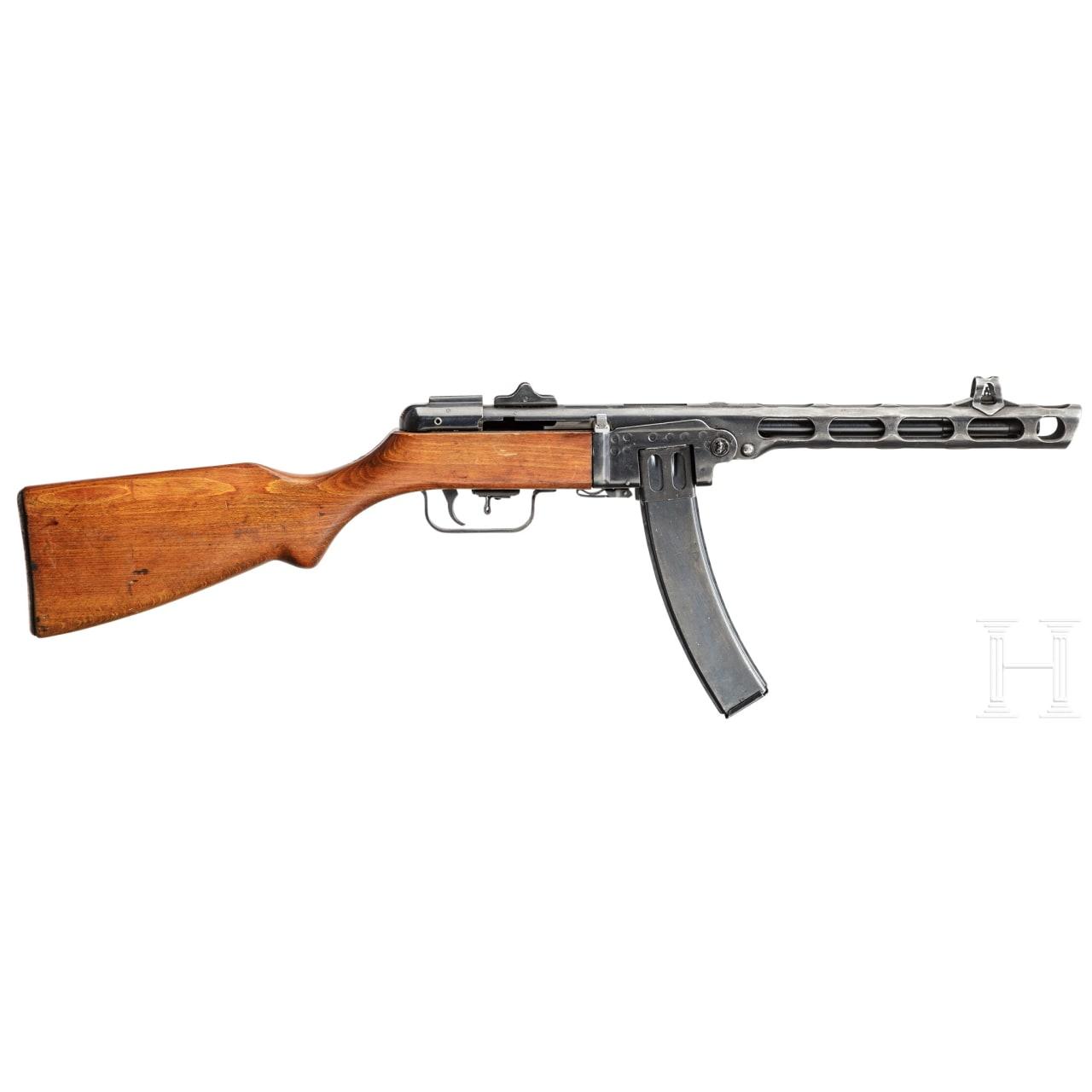 A PPSh 41 (SLK 41), WUM
