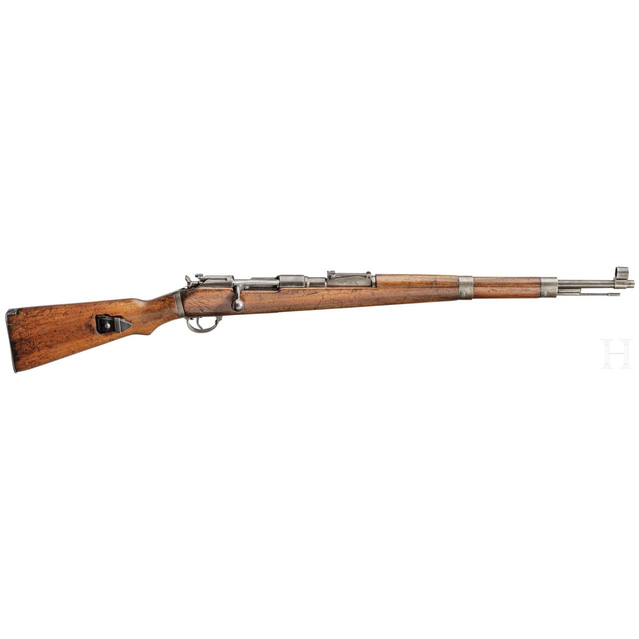 """Gewehr Mod. 98/40, Code """"jhv - 42"""""""