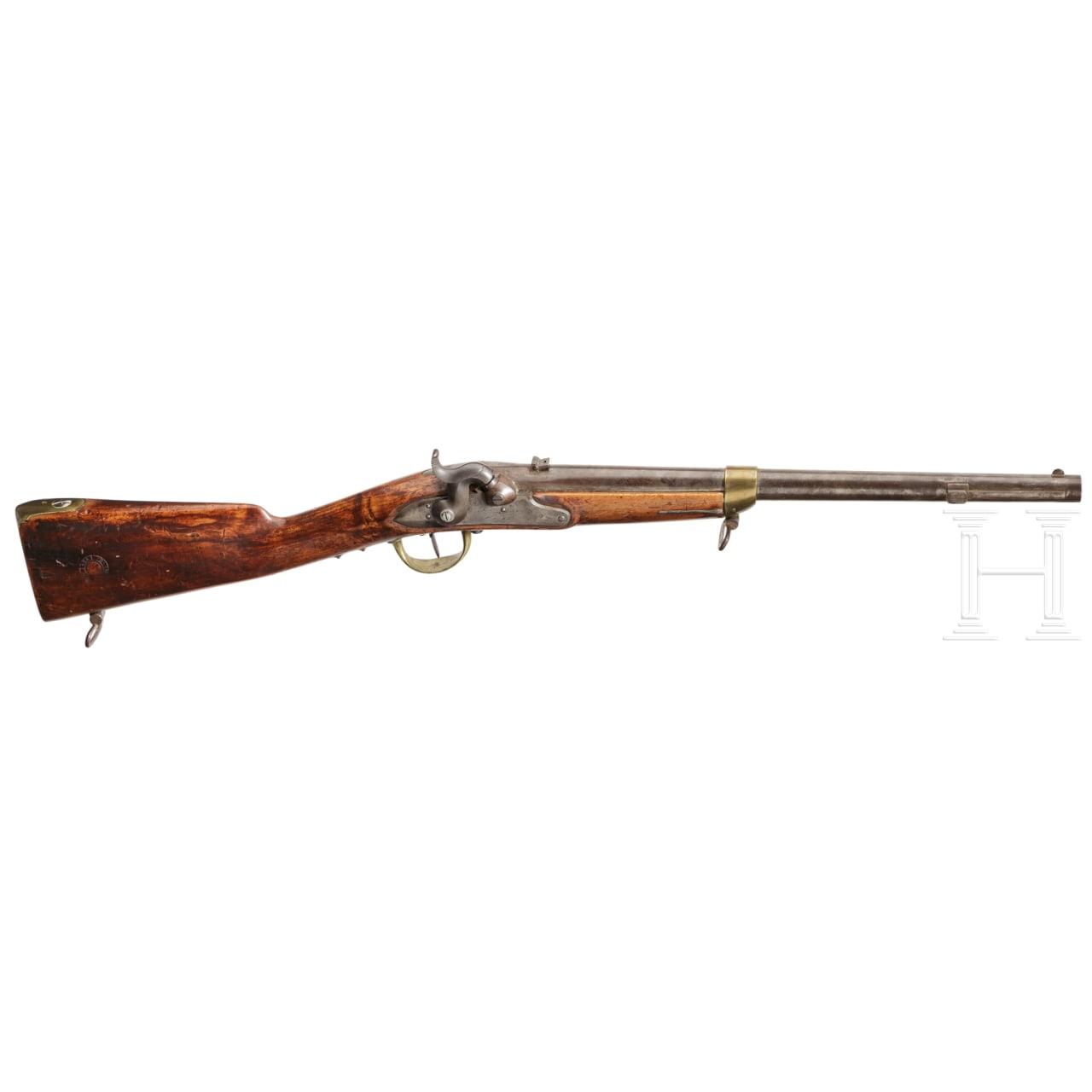 Gezogener Pionierkarabiner M1850/54 U/M