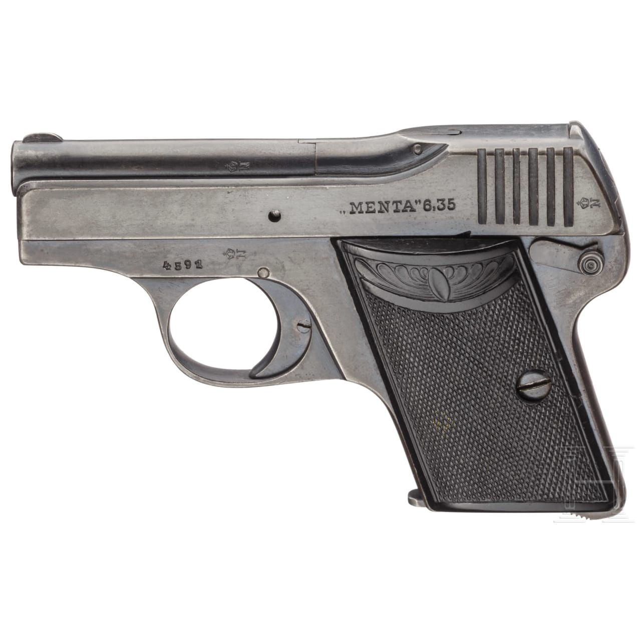 A Menta pocket pistol
