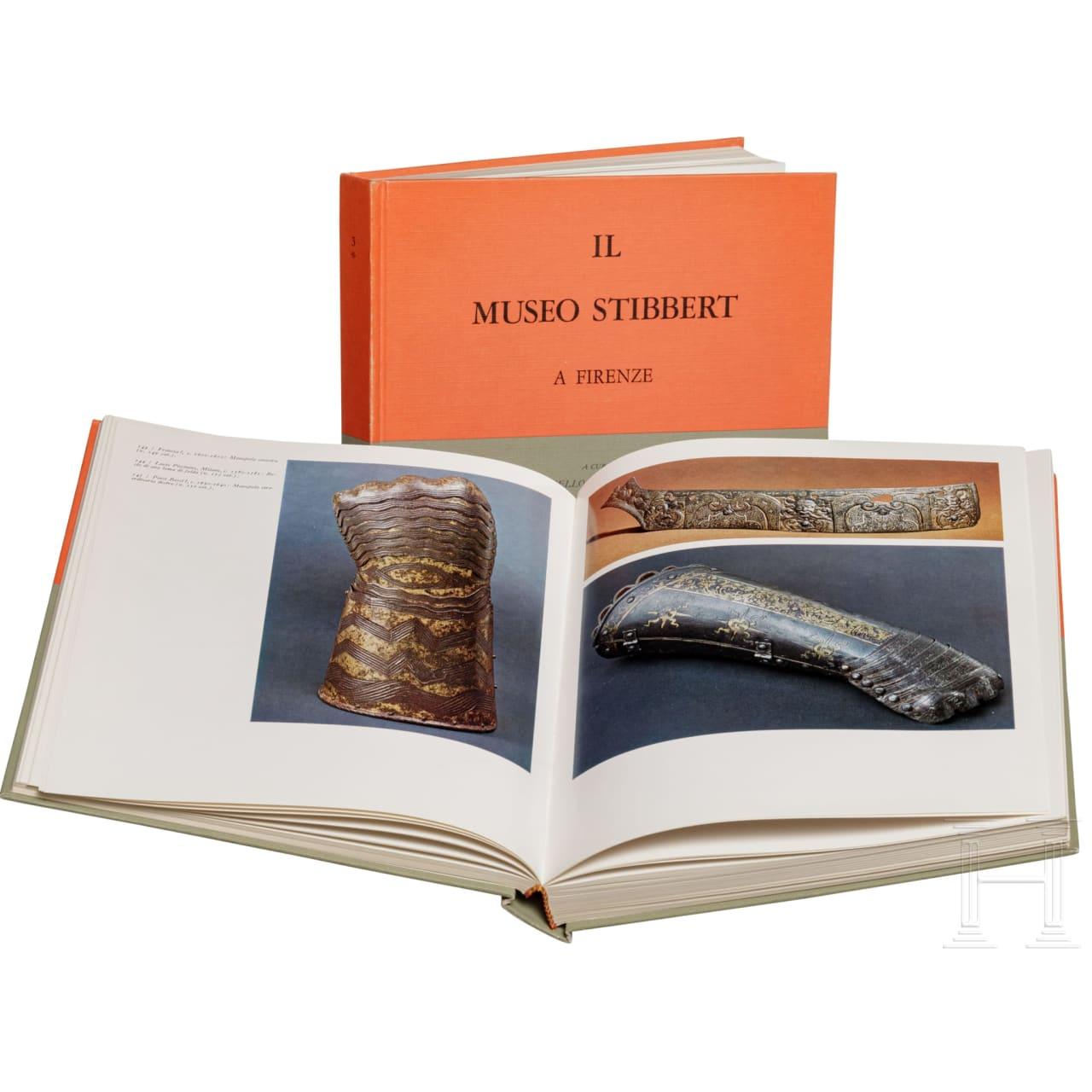 """""""Il Museo Stibbert"""", Band III, Teil 1 und 2, Florenz, 1975"""
