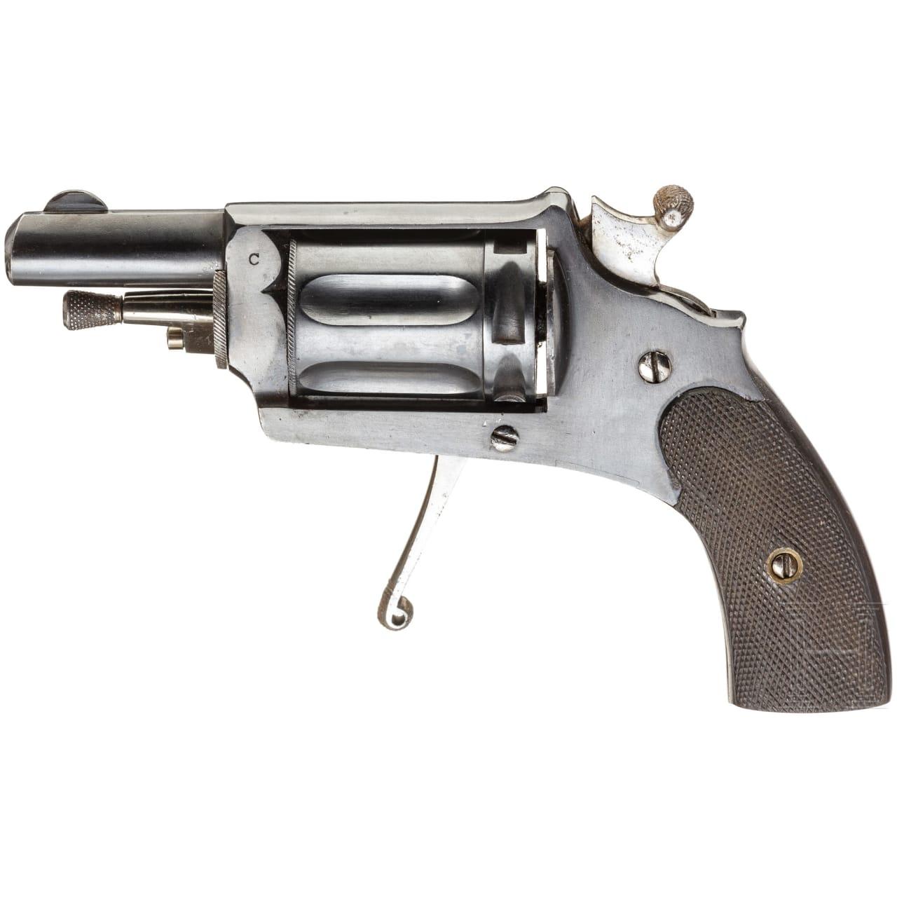 Velodog-Revolver