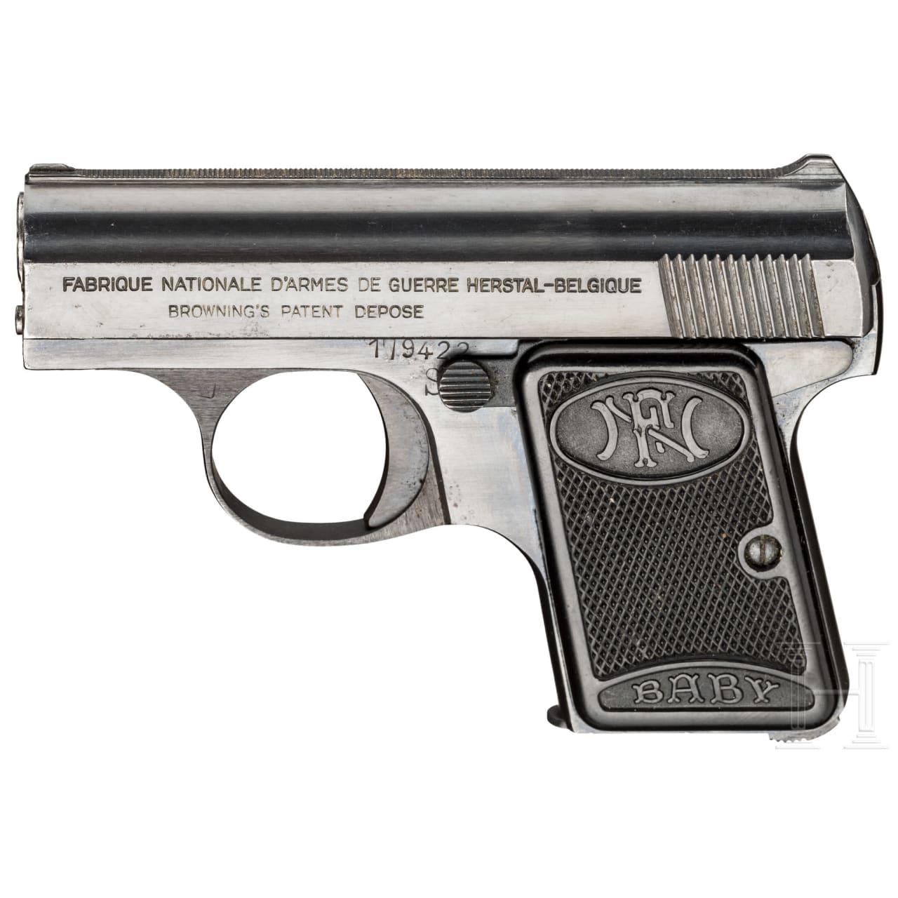 FN Baby, 4mm M20 Umbau