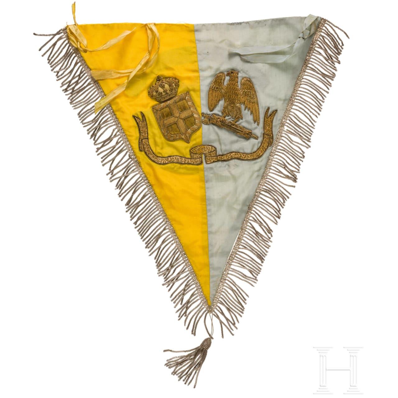 """Wimpel """"La Legione M. Mauro (134 a) al 226 Fanteria"""", 1922-28"""