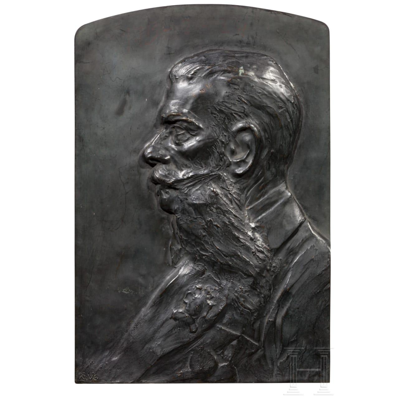 Franz Klug – österreichischer Kriegsveteran, um 1900