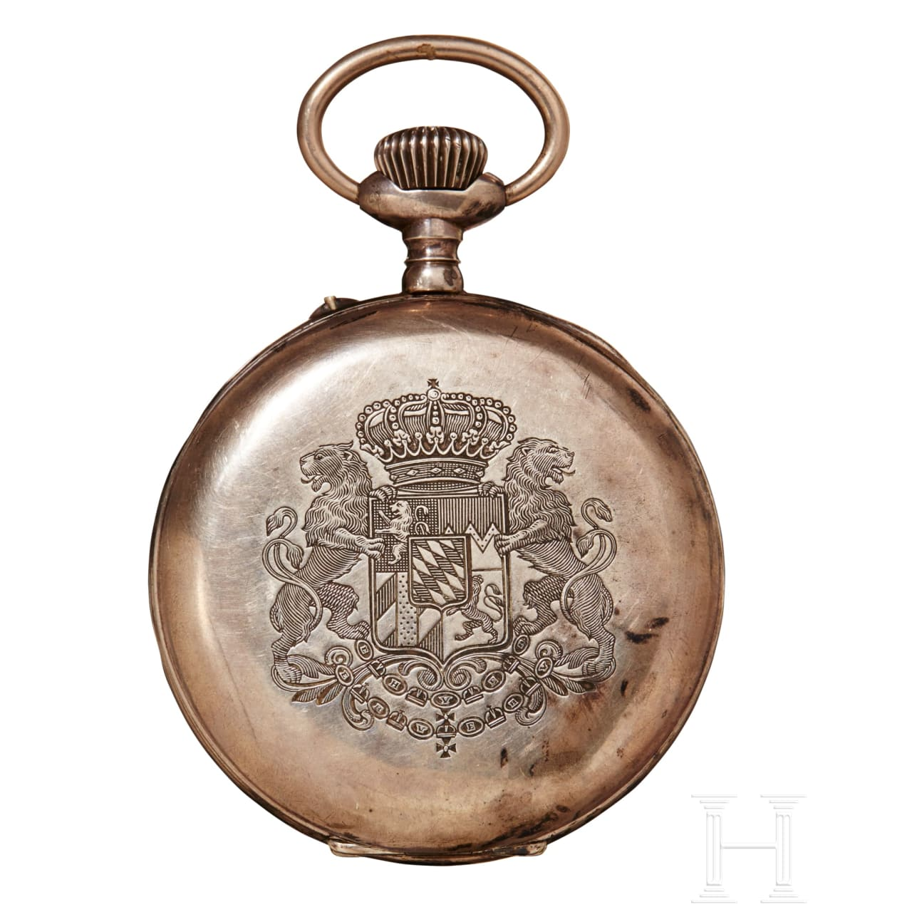 A Bavarian Pocket Watch