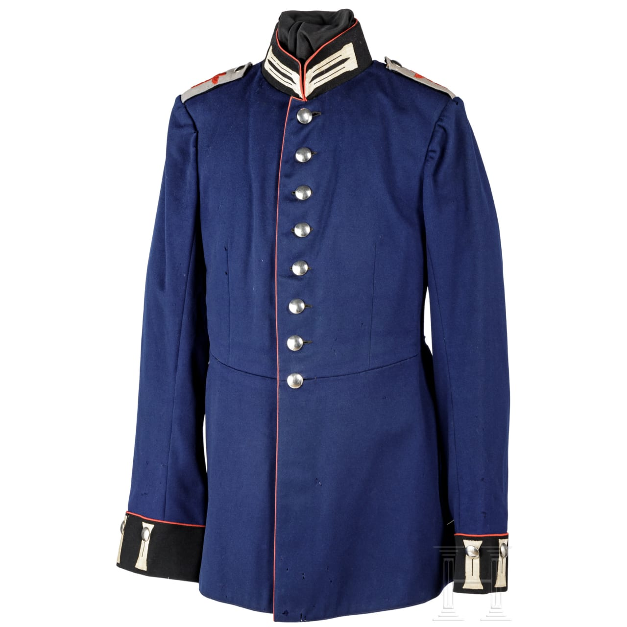 A parade tunic for EMs from the airmen replacement department 9