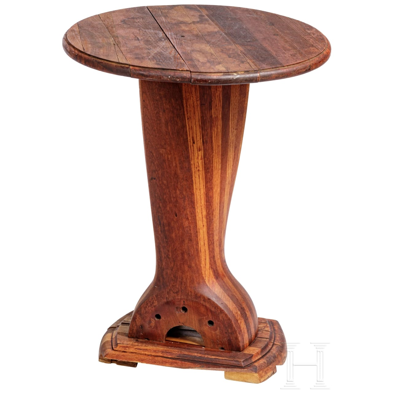 A table from a German aircraft propeller, circa 1918