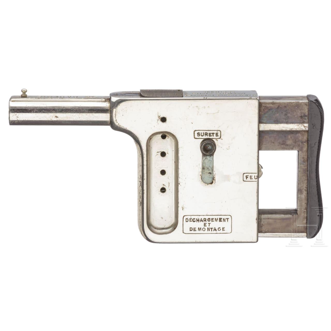 Gaulois-Handdruckpistole No. 1, St. Etienne