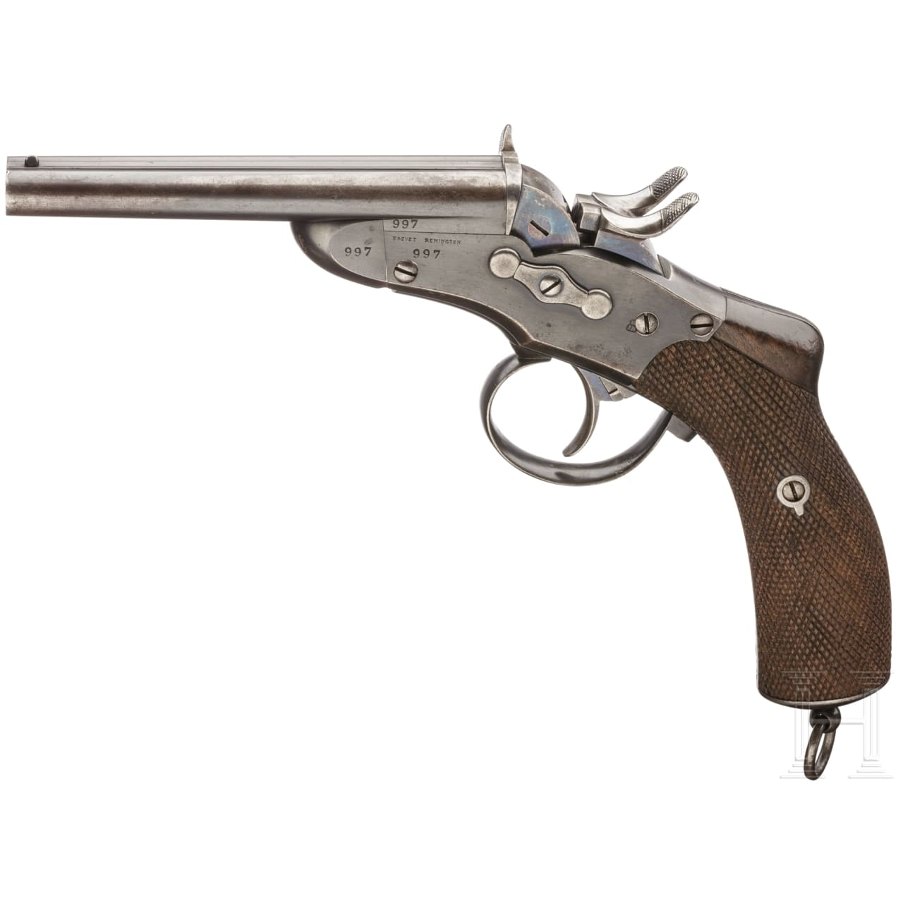 Gendarmeriepistole Mod. 1877