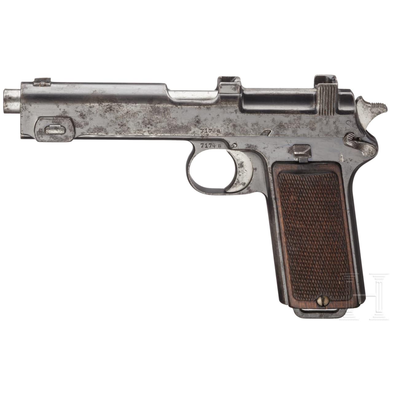 A Steyr M 1912