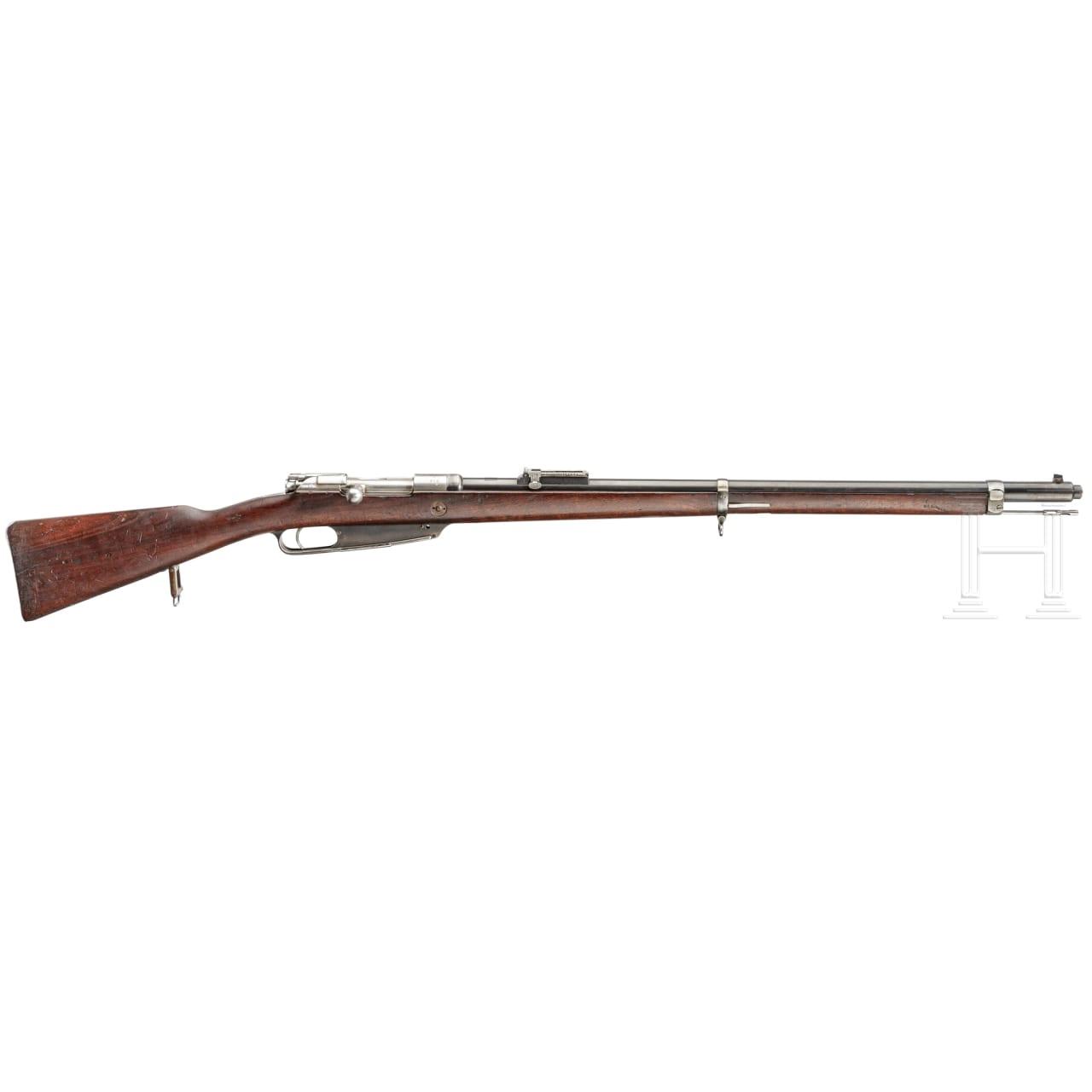 Gewehr 88/05, Danzig 1891, Deko
