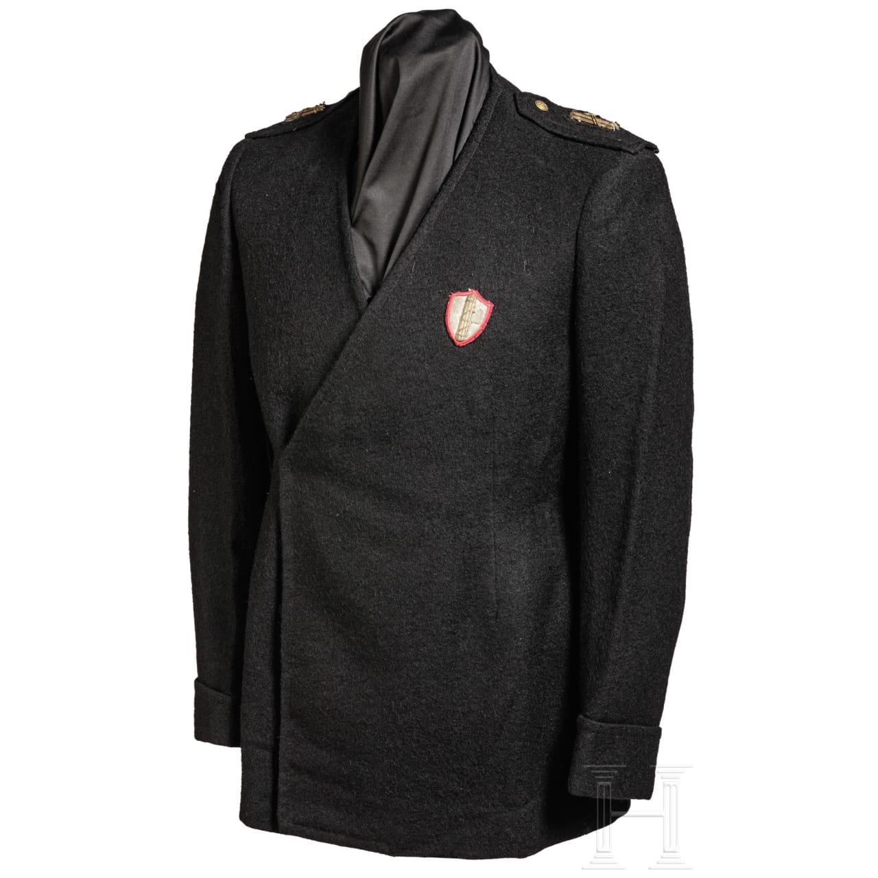 """A wool jacket """"Orbace"""" for PNF members, 1930s/40s"""