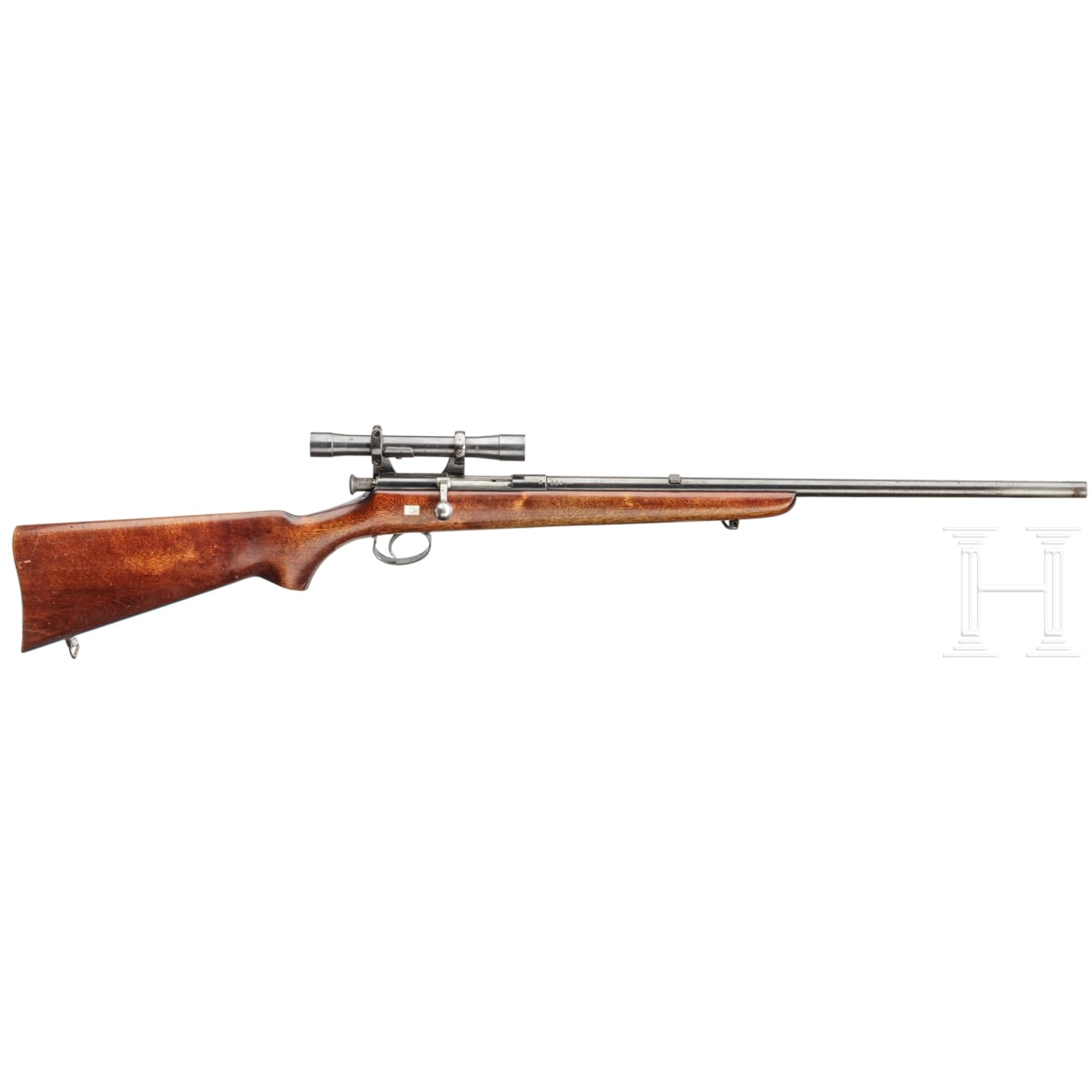 B.S.A. Sportsman with scope