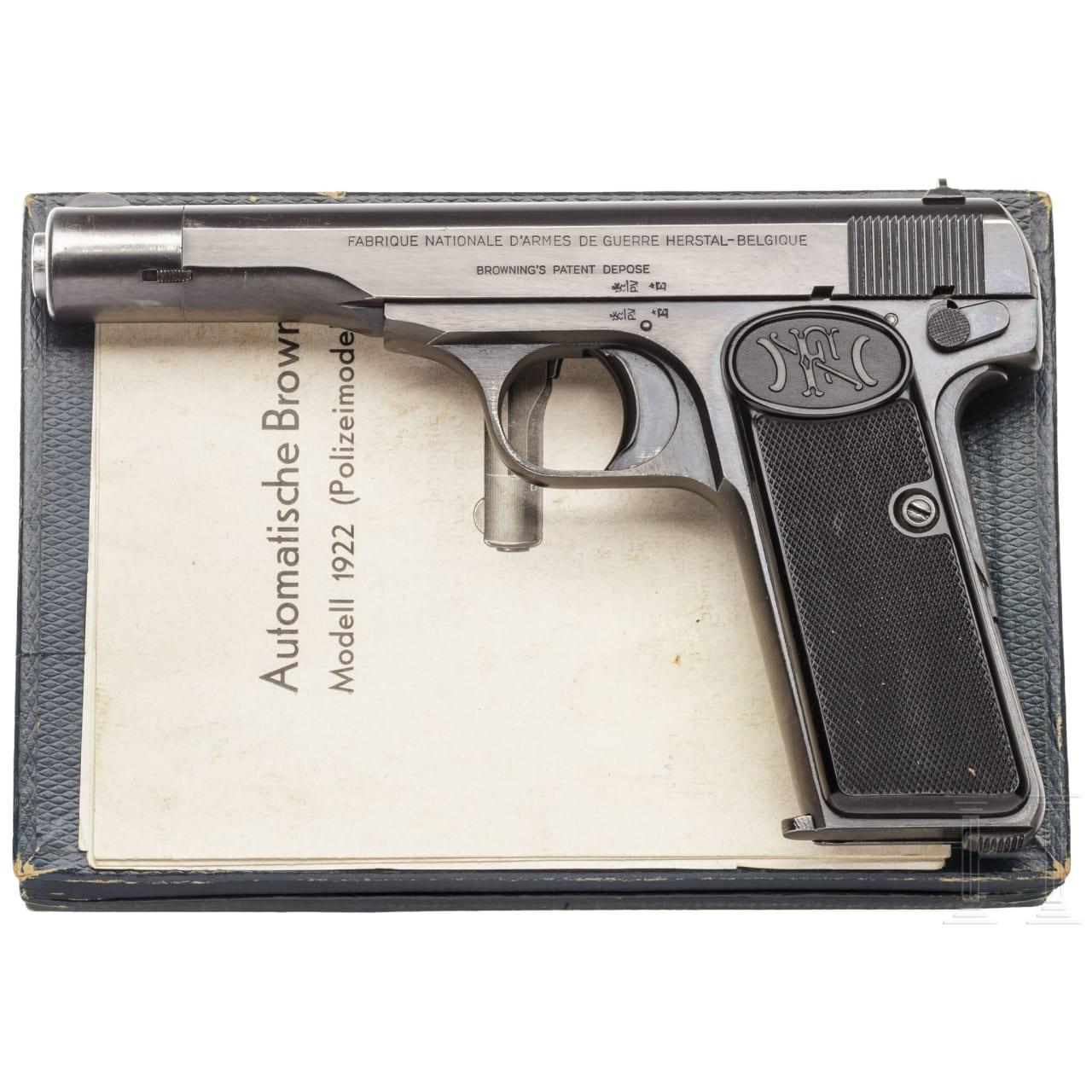 FN Mod. 10/22, in box