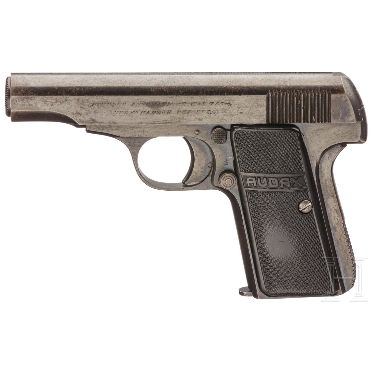 Taschenpistole Audax, Frankreich