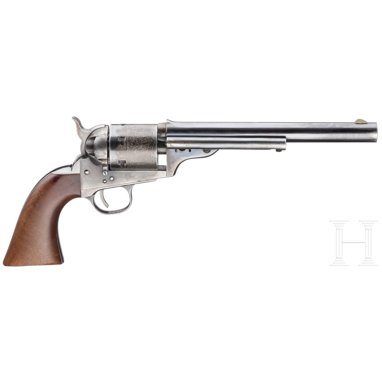 Colt Mod. 1871/72 Open Top Revolver, Replika