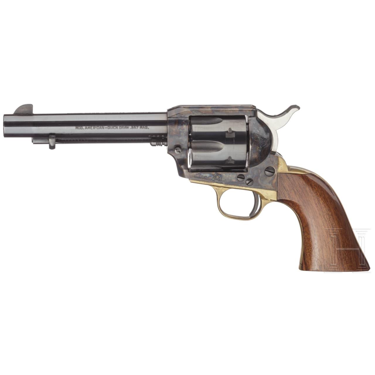 Colt SAA Dakota, Hege-Uberti