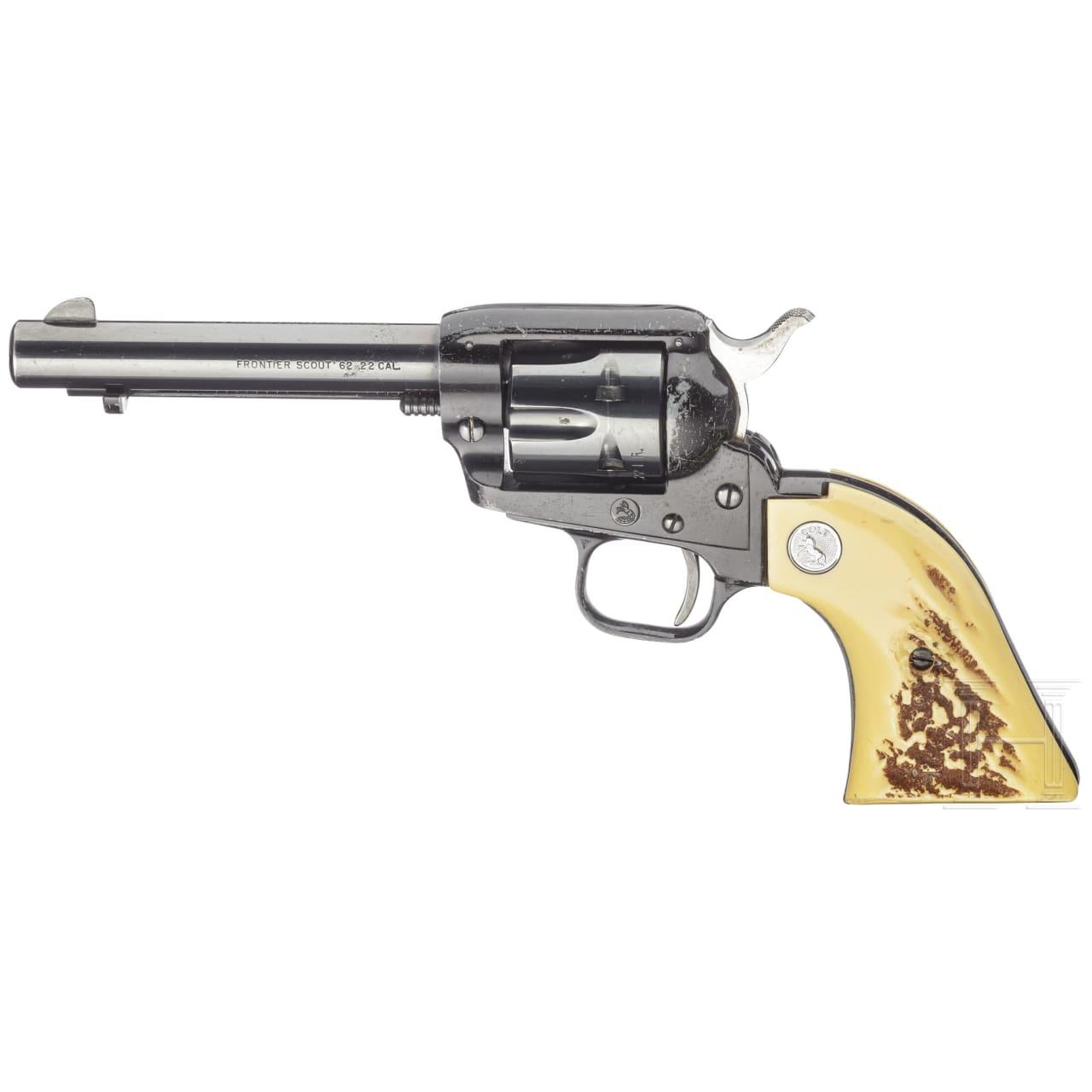 Colt SA Frontier Scout 62
