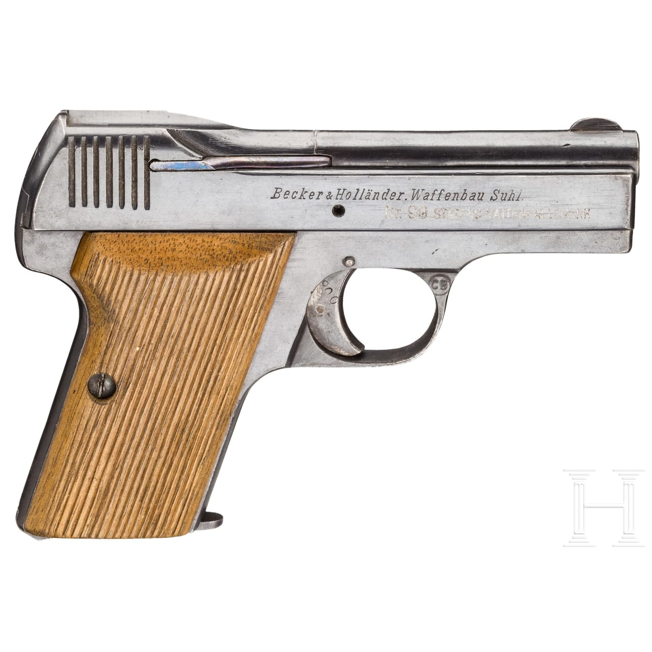 Pistole Beholla